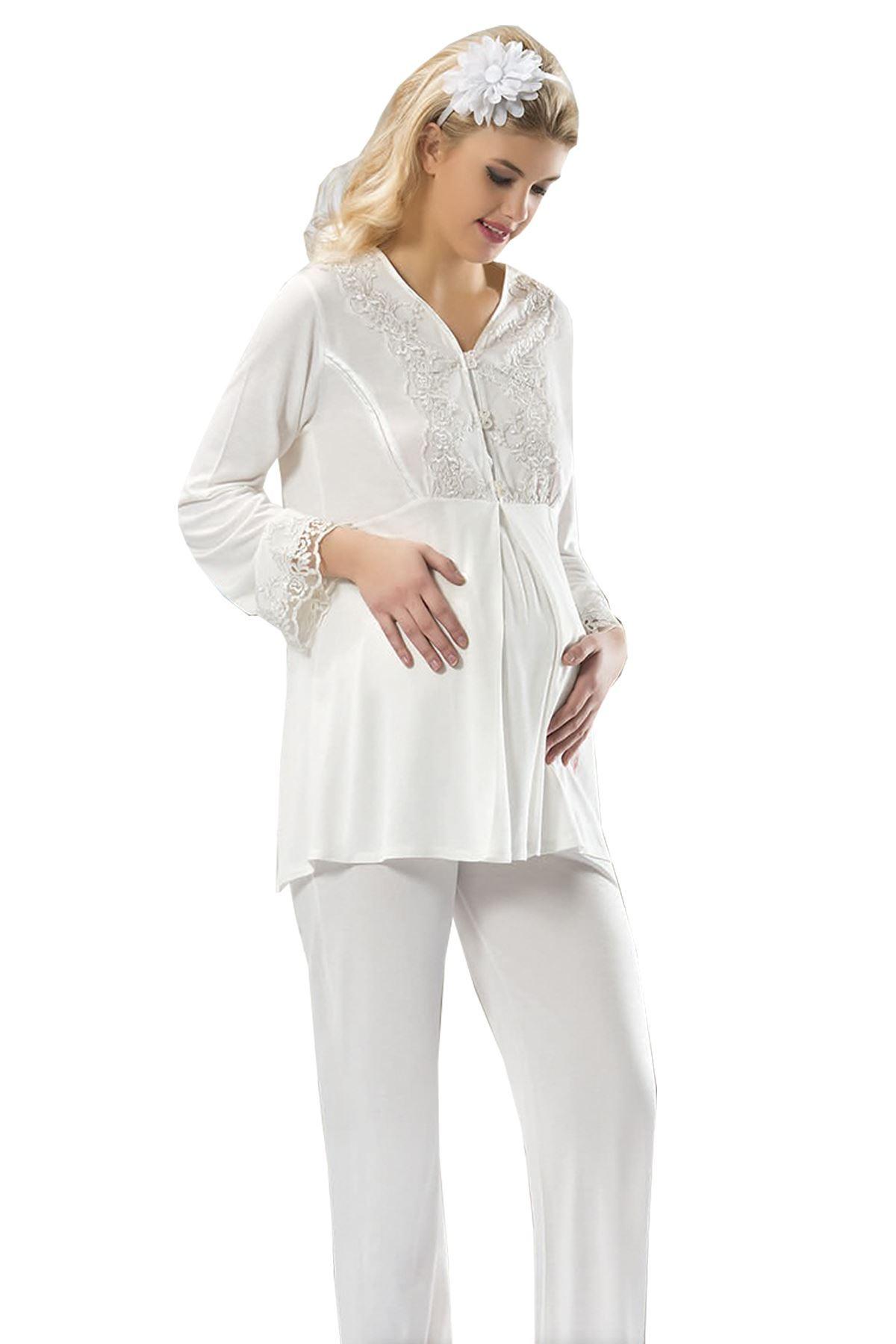 Sistina 1604 Lohusa Pijama Takımı