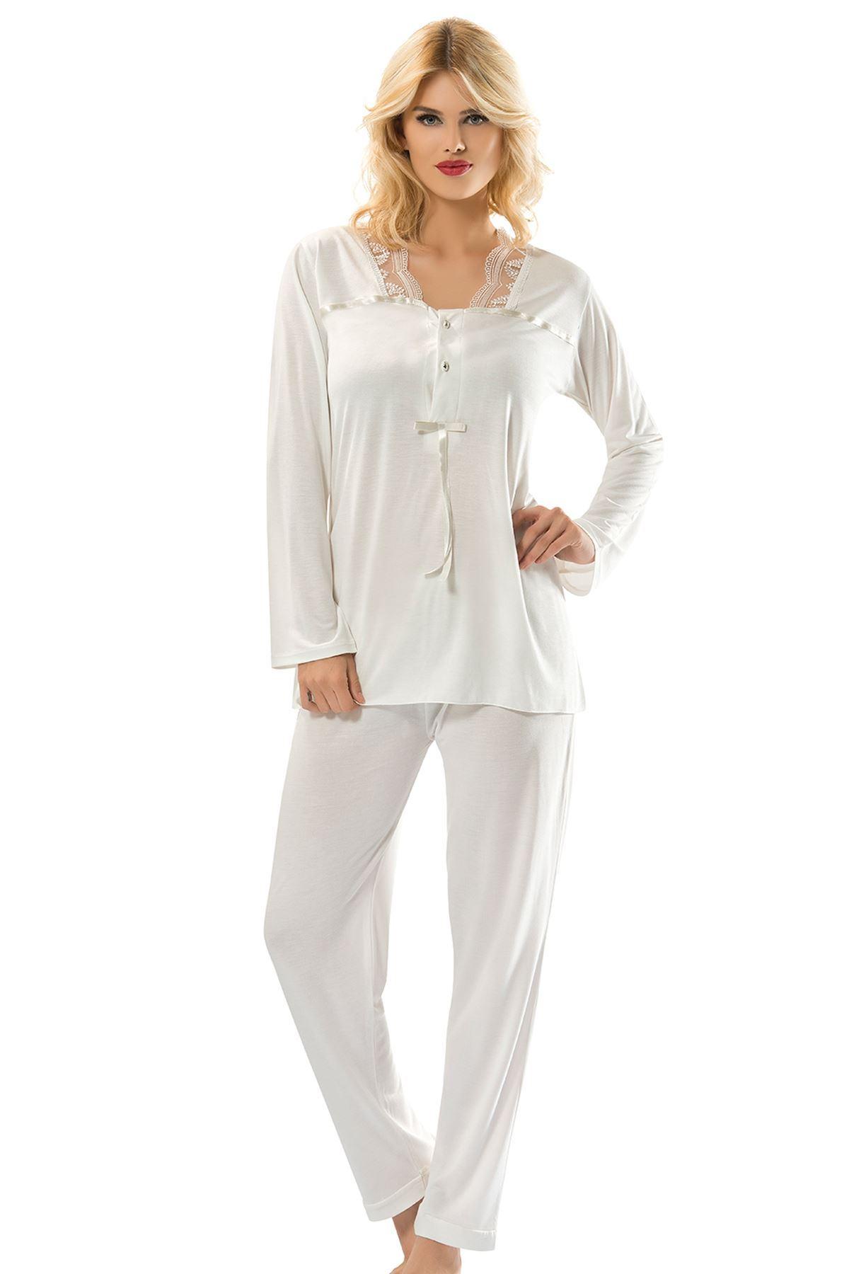 Sistina 1556 Penye Pijama Takım