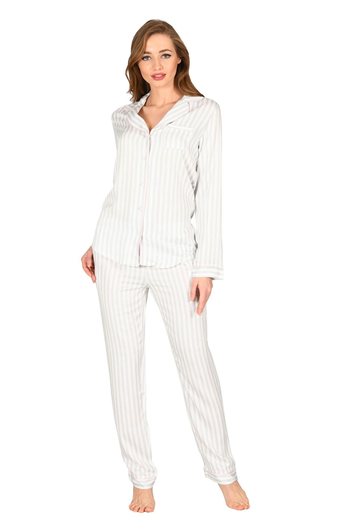 Sistina 1634 Penye Pijama Takım