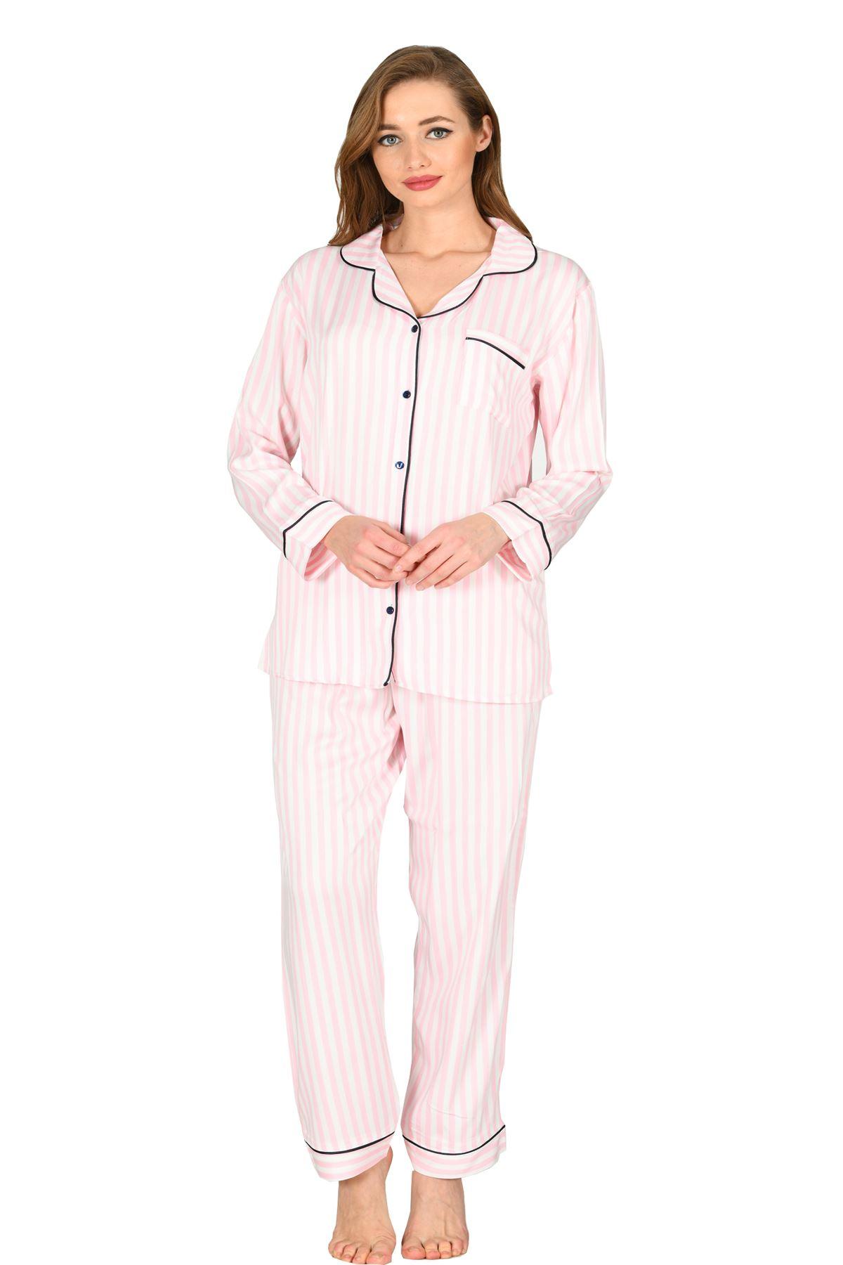 Sistina 1635 Penye Pijama Takım